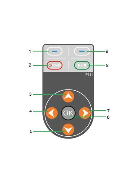 Contador de partículas TYP-P311