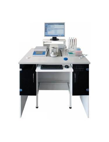 Estación de calibración de pipetas TYP-PIP